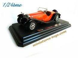 La Bugatti Type 55 De 1932 En Miniature Au 1 24e Par