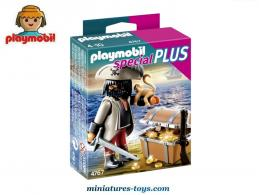 Le capitaine pirate de Playmobil Special Plus