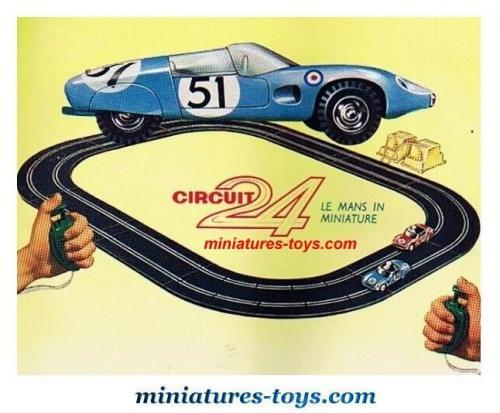 le transformateur lectrique incomplet pour circuits routiers de circuit 24 miniatures toys. Black Bedroom Furniture Sets. Home Design Ideas