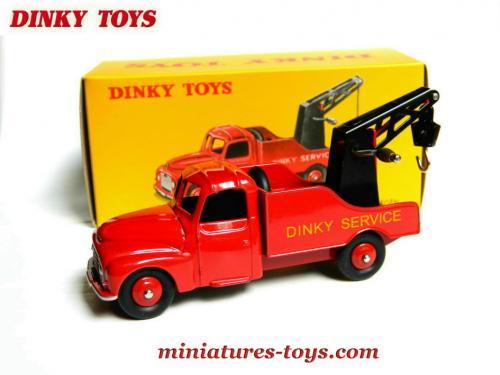 la d panneuse u23 citro n dinky service rouge en miniature au 1 43e par atlas miniatures toys. Black Bedroom Furniture Sets. Home Design Ideas