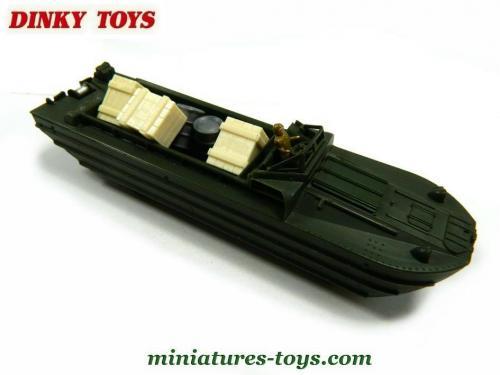 une caisse pour le dukw 353 us 6x6 ref 825 de dinky toys france miniatures toys. Black Bedroom Furniture Sets. Home Design Ideas
