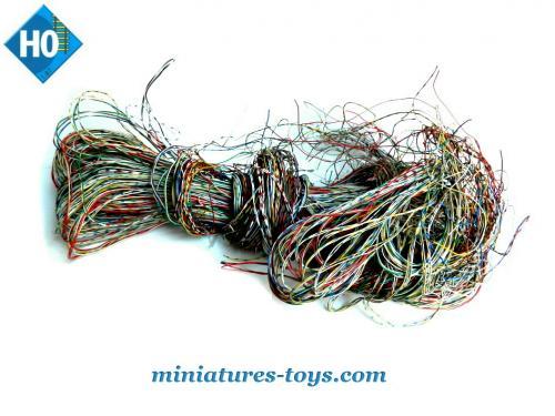 Un ensemble de rouleaux de fil électrique pour alimentations diverses de trai -> Rouleau Fil Électrique