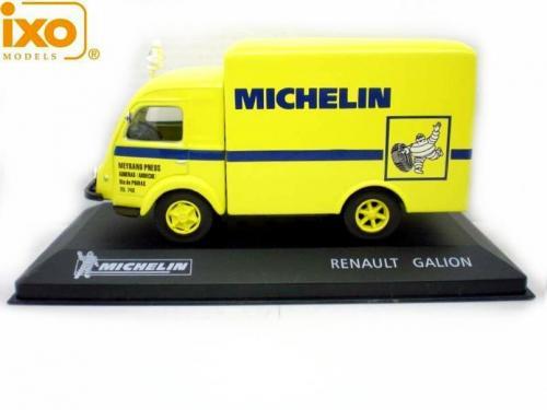 le camion renault galion michelin miniature d 39 altaya au 1 43e en boite miniatures toys. Black Bedroom Furniture Sets. Home Design Ideas