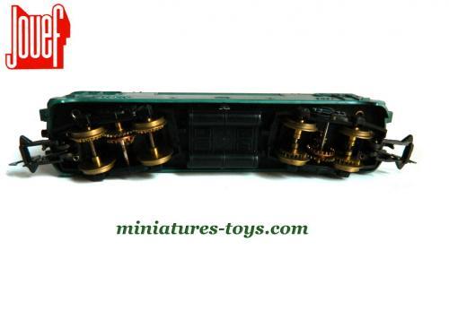 la locomotive lectrique bb 9201 premi re version courte de jouef miniatures toys. Black Bedroom Furniture Sets. Home Design Ideas