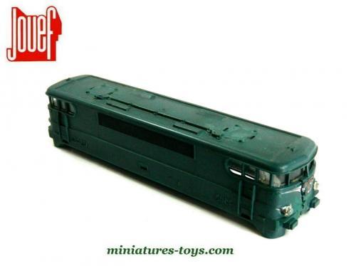 la caisse de la locomotive lectrique bb 9201 version courte de jouef miniatures toys. Black Bedroom Furniture Sets. Home Design Ideas