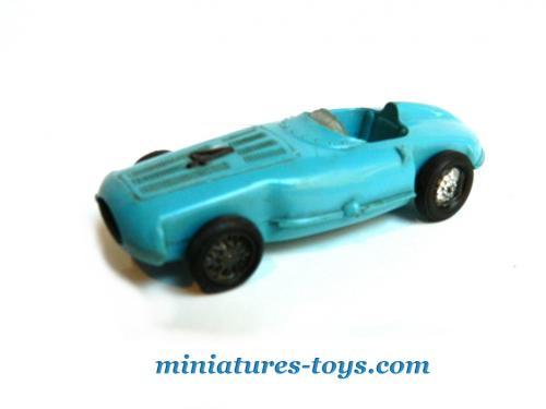 La Gordini Gp Type T32 Bleue Miniature Au 1 43e De