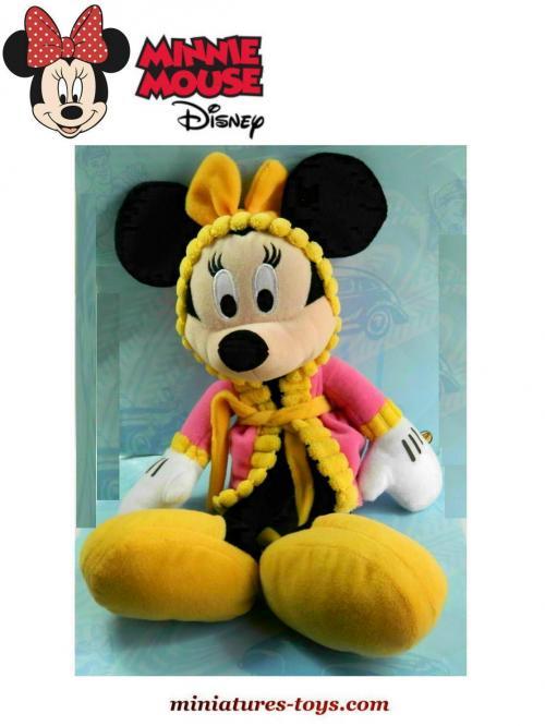 La peluche de minnie la copine de mickey miniatures toys - La petite boutique de minnie ...