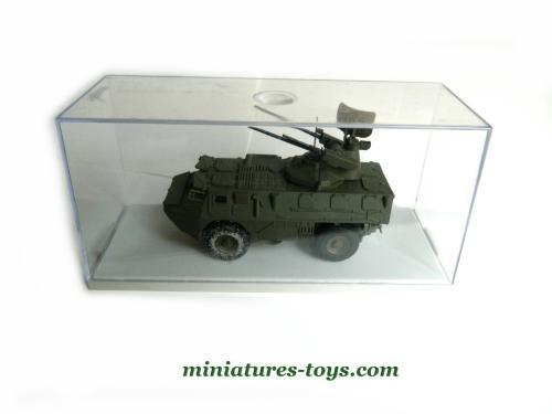 le vab 4x4 fran ais miniature au 1 43e de cef replex en version bitube ta20 miniatures toys. Black Bedroom Furniture Sets. Home Design Ideas