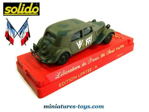 la traction avant citro u00ebn 15 cv ffi 1944 1984 en miniature