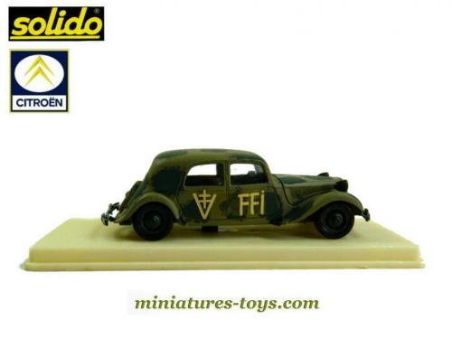 la traction avant citro u00ebn 15 cv ffi en miniature de solido