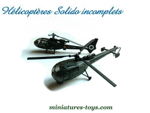 hélicoptère français armée