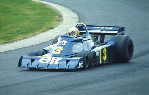 Tyrrell 118e 1 De Joustra Au La Roues Six Formule En Miniature P34 wPkOn0