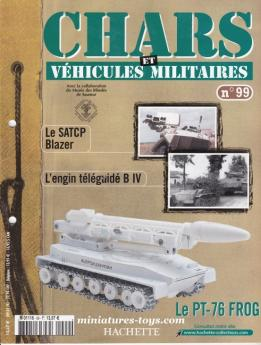 Le fascicule n°99 de la collection Hachette de miniatures militaires Solido