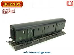 Le Fourgon de queue de la Sncf en miniatures par Hornby France au HO H0